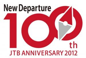 JTBの周年ロゴ例