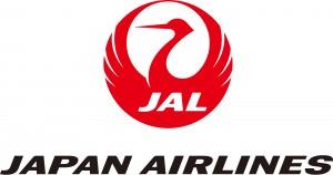 赤色ロゴ例JAL