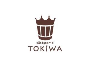 茶色ロゴ例2、TOKIWA