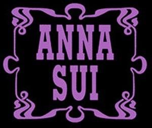 紫色ロゴ例、アナスイ