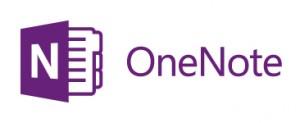 紫色ロゴ例3、OneNote