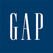 GAPリニューアル前のロゴ