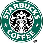 STARBUCKSリニューアル後のロゴ