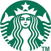 STARBUCKS、現在のロゴ